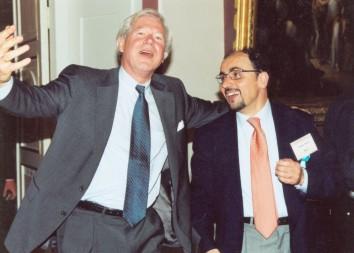O sole mio. Исполняют гении ринопластики Г.Нолст Трените (Голландия) и П.Пальма (Италия)
