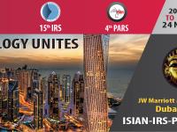ISIAN-IRS-PARS2014, DUBAI, November20–24, 2014