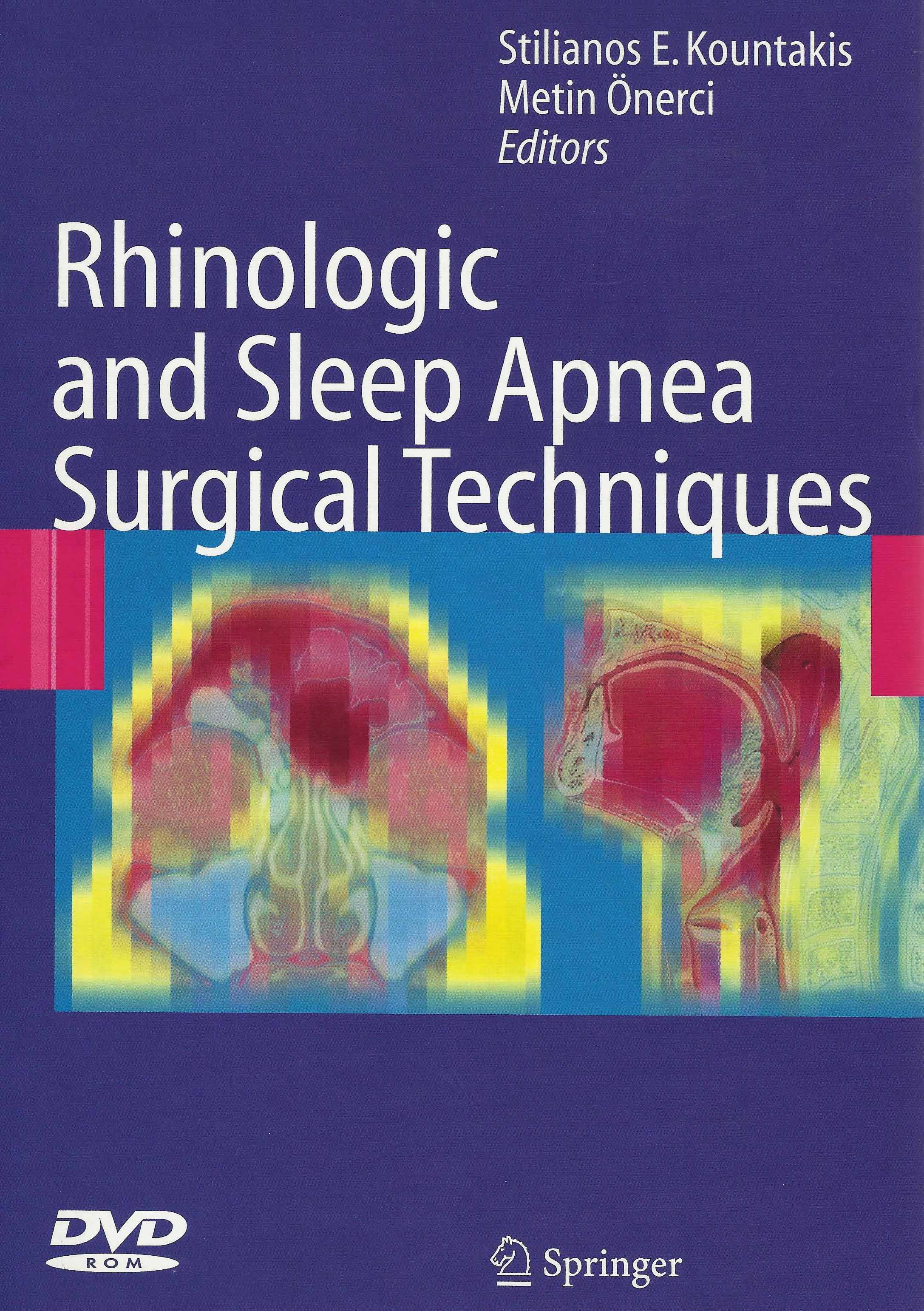 RHNOLOGİC AND SLEEP APNEA SURGİCAL TECHNİQUES1