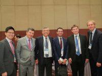 1-3 сентября 2017 года в Гонконге прошел очередной всемирный съезд ринологического общества