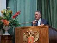 Сегодня Юбилей у члена-корреспондента РАН профессора Геннадия Захаровича Пискунова