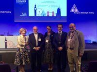 Вчера в Лондоне в конгресс-центре Queen Elisabeth II, завершился 27 конгресс Европейского общества ринологов