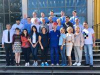 Международный  курс эндоскопической диссекции околоносовых пазух состоялся с 1 по 3 октября в Анкаре