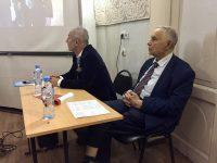 Состоялось заседание Московского ЛОР общества, посвященное проблемам ринологии