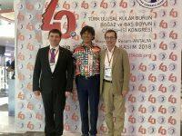 7-11 ноября 2018 состоялся 40-й турецкий ежегодный ЛОР-конгресс