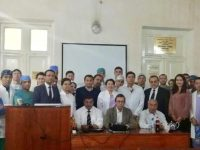 В Ташкенте прошла защита докторской диссертации Нуриддина Нарзуллаева «Клинико-иммунологические особенности ЛОР-патологии у ВИЧ-инфицированных детей»