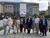 С 29 июня по 3 июля в Брюсселе прошел международный конгресс Европейской конфедерации оториноларингологов – CEORL-2019