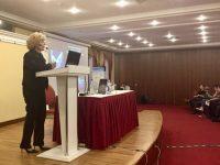 Валери Лунд выступила с лекцией в Москве