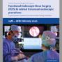 24-26 февраля 2020 г. в Лейпциге пройдет курс по эндоскопической эндоназальной хирургии околоносовых пазух (FESS) и смежных структур